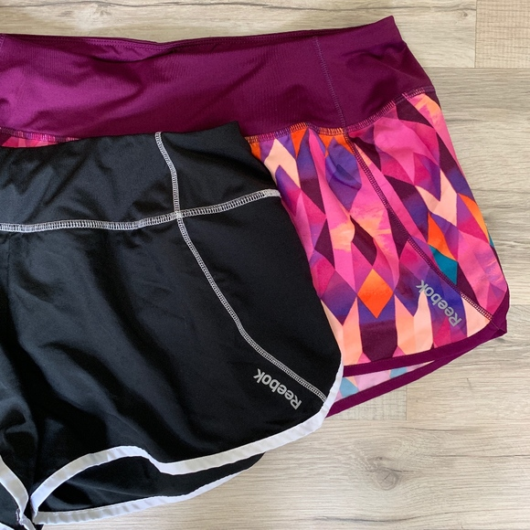 e9efe4a0 Reebok Speedwick Shorts Bundle Size Small